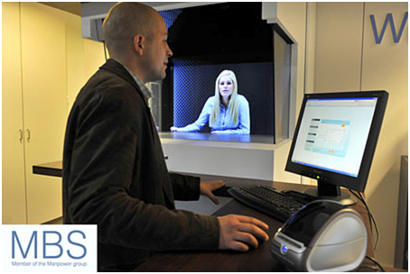 Virtual Receptionist Visitor Management